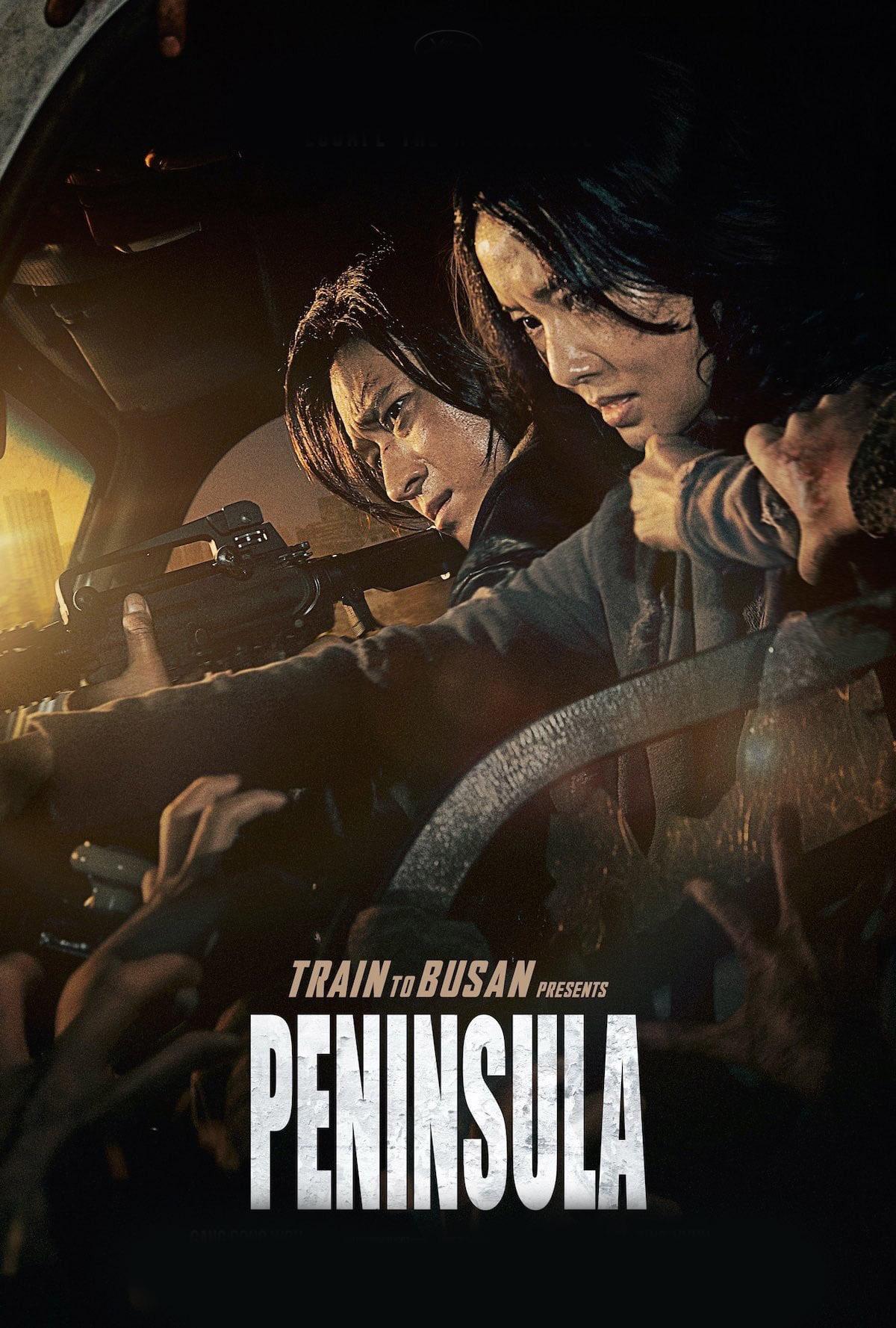 دانلود فیلم قطار بوسان ۲ با دوبله فارسی ( Peninsula 2020 )