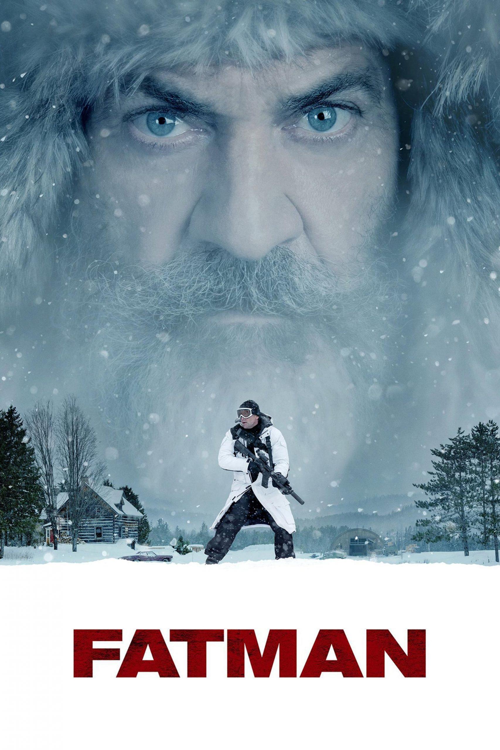 دانلود فیلم فت من ( Fatman 2020 ) دوبله فارسی
